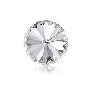 Swarovski - 1122 - Rivoli - 12mm - Crystal