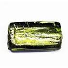 Rechthoek - Mint - Glas - 30x15mm