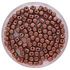 Minos® - Copper Gold Mat - 2.5x3mm