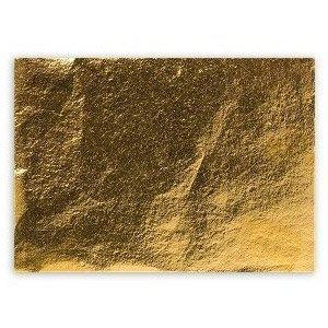 Art Clay Silver Goudfolie 3,5x5 cm, extra dik - 24 karaat