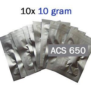 Art Clay Silver ACS 650 zilverklei workshop verpakking 10x 10gr