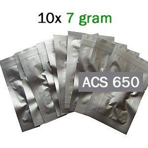 Art Clay Silver ACS 650 zilverklei workshop verpakking 10x 7gr