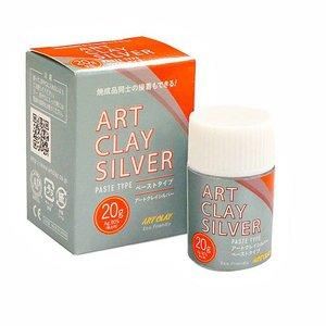 Art Clay Silver ACS 650 zilverpasta 20 gram