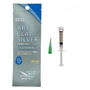 Art Clay Silver ACS 650 spuitpasta 10 gram - 1 spuitmondje