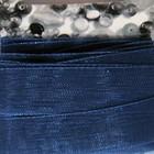 Organza - Blauw - 12 mm