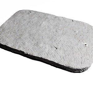 Art Clay Silver Vezelplaat voor Art Clay oven (7x12 cm)