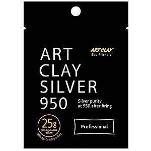 Art Clay Silver ACS 950 zilverklei 25 gram