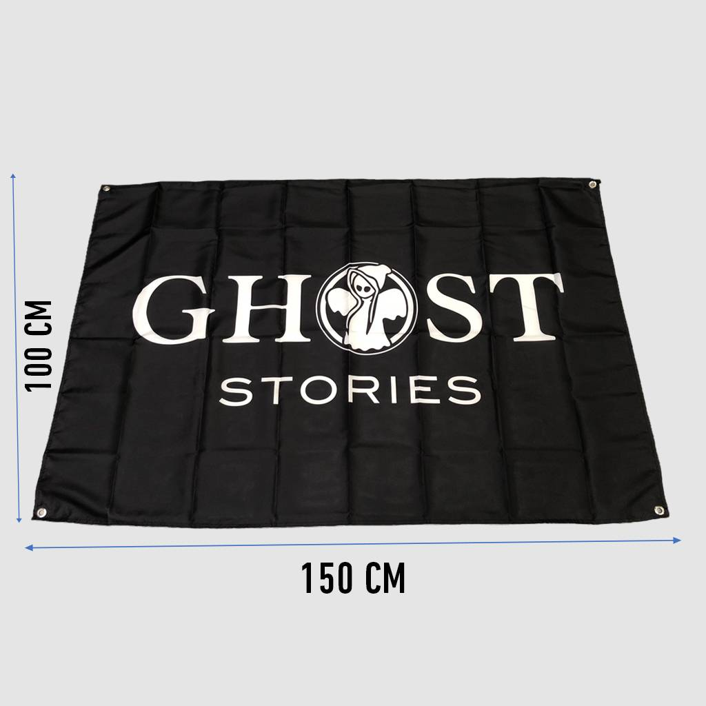 Ghost Stories Official Flag
