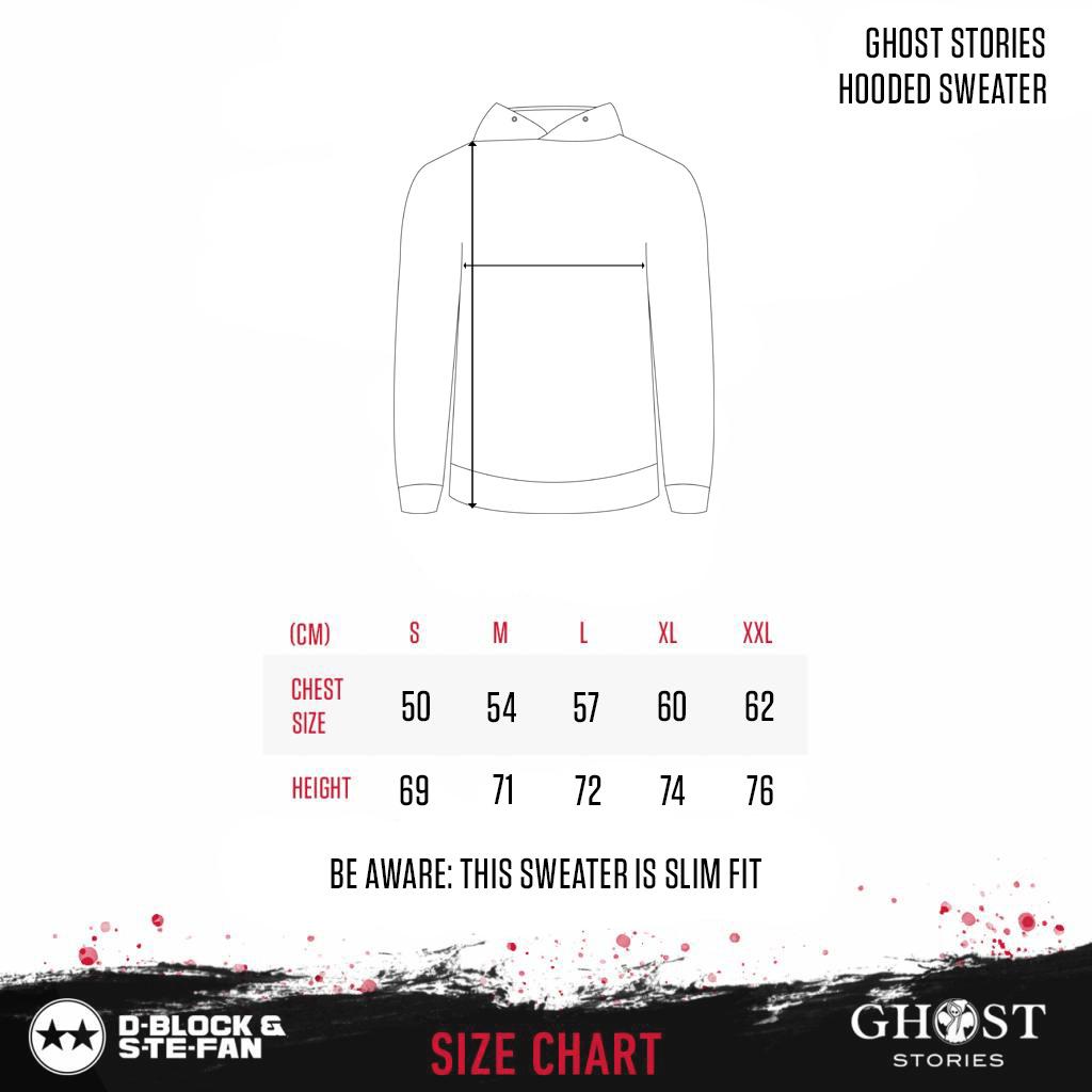 Ghost Stories - Waiting List Order