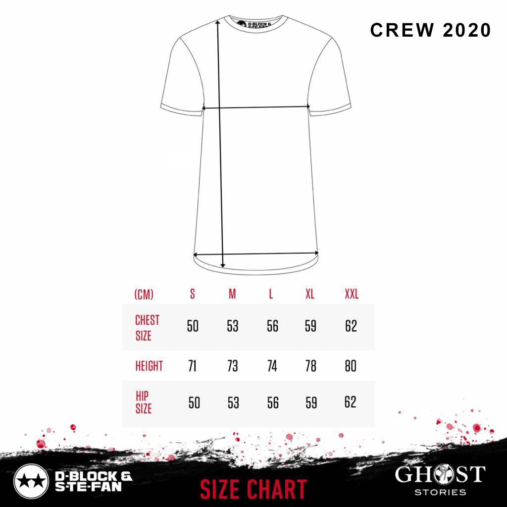 Crew 2020 T-shirt