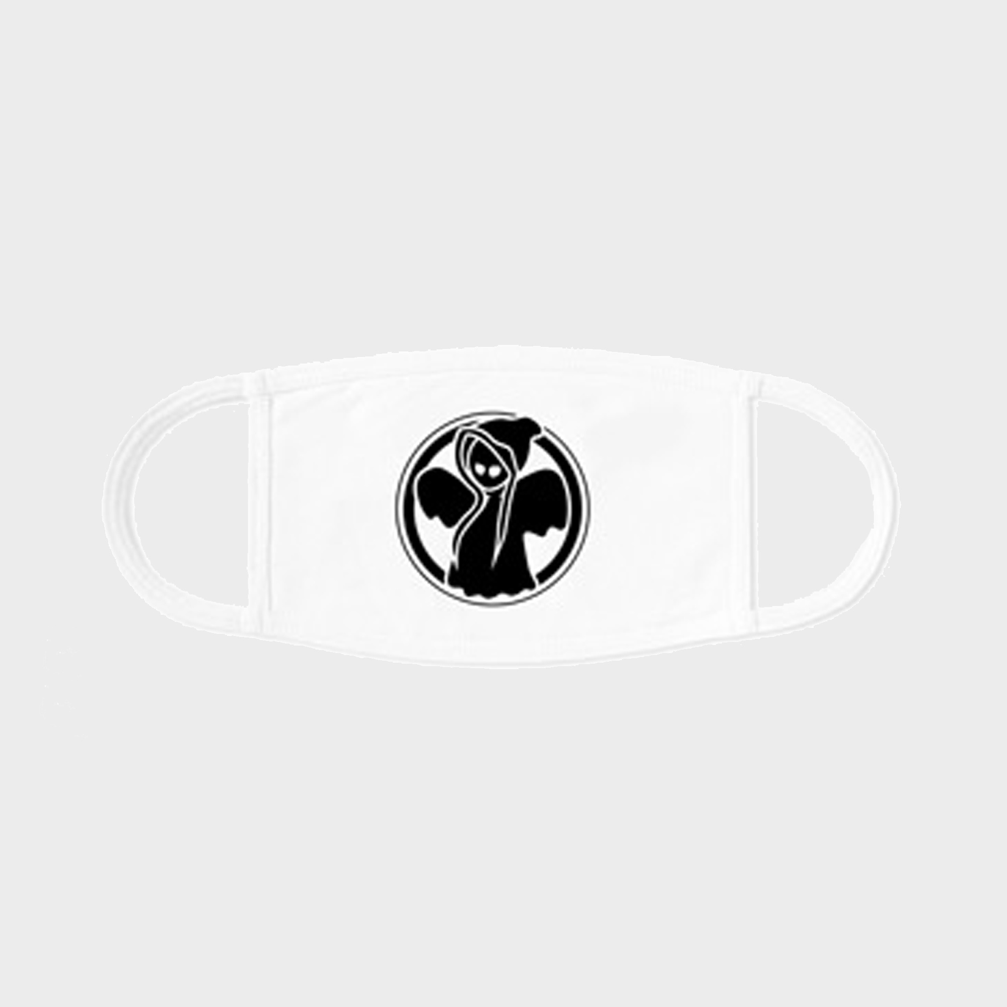 Ghost Stories White Face Mask