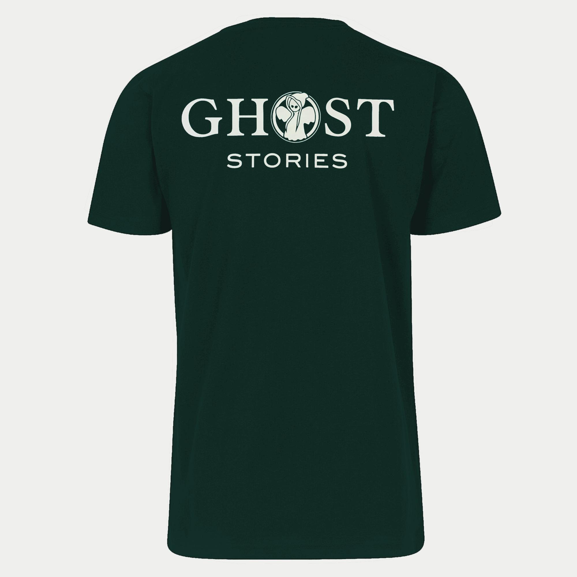 Ghost Stories Green T-shirt