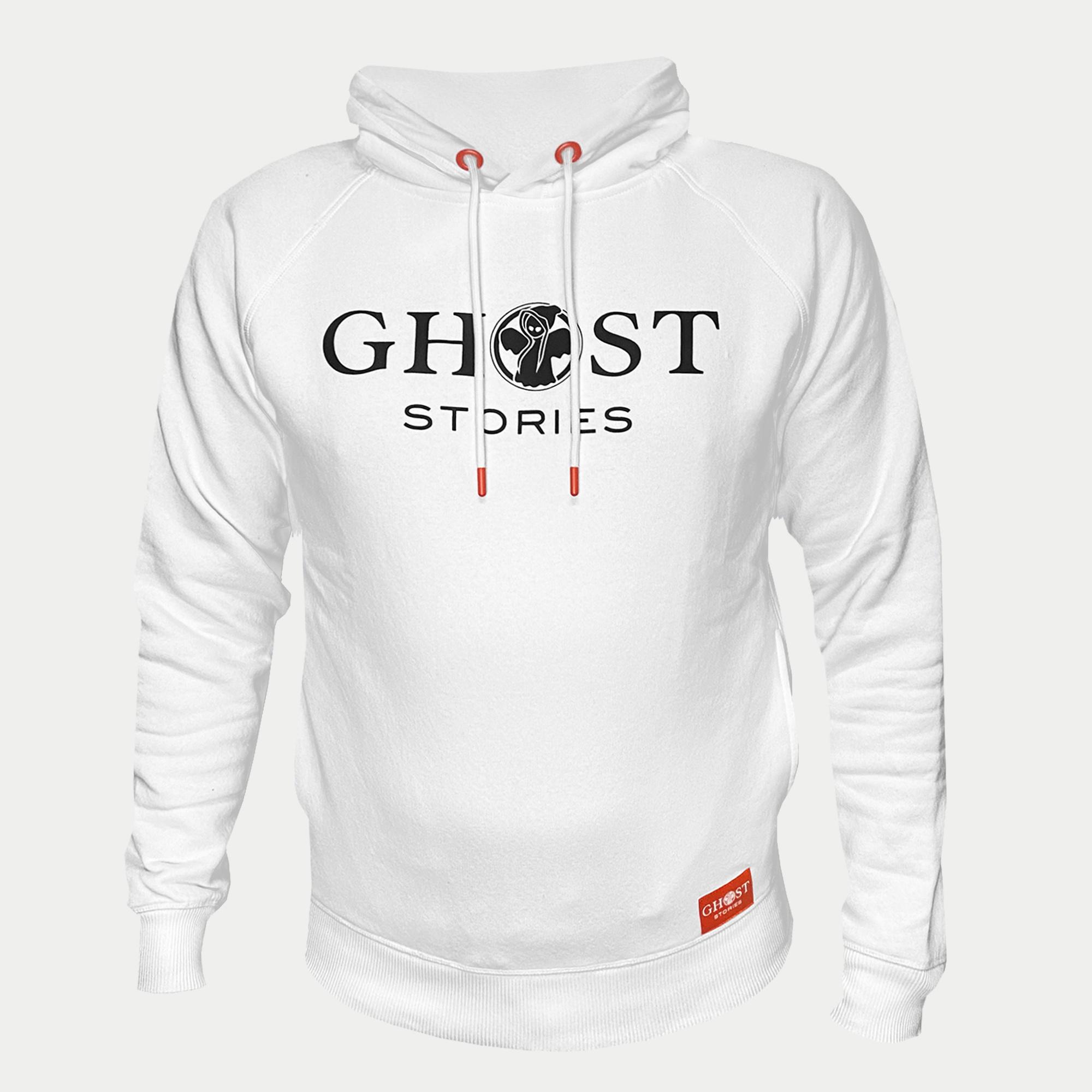 Ghost Stories White Hoodie