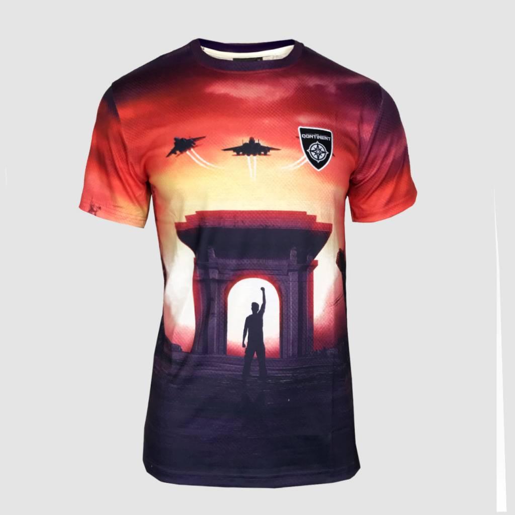 The Qontinent 2018 - Indestructible T-shirt