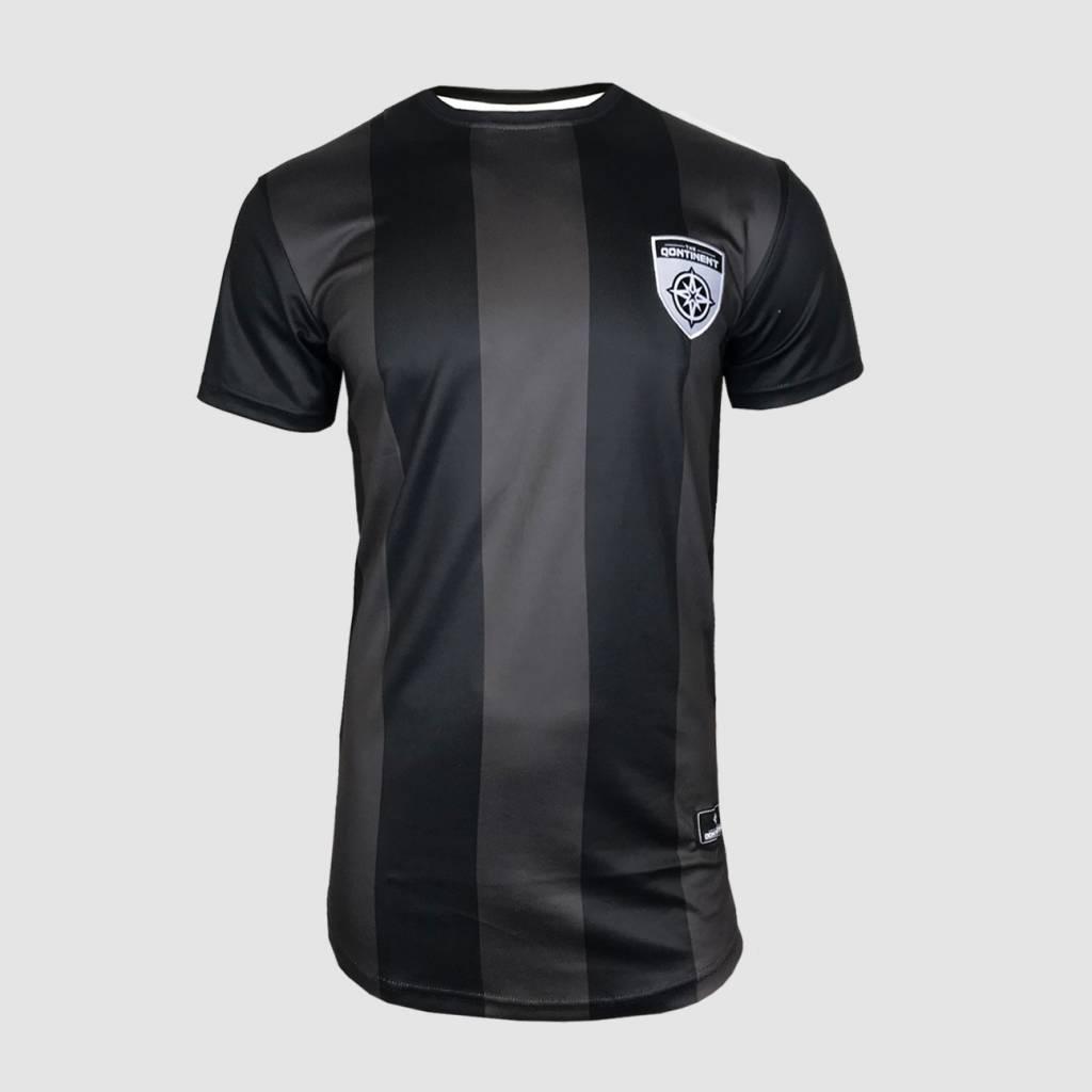 The Qontinent - Official Dark Soccer Shirt