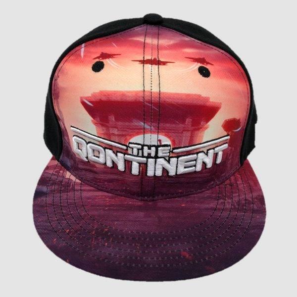 TheThe Qontinent 2018 - Indestructible Snapback