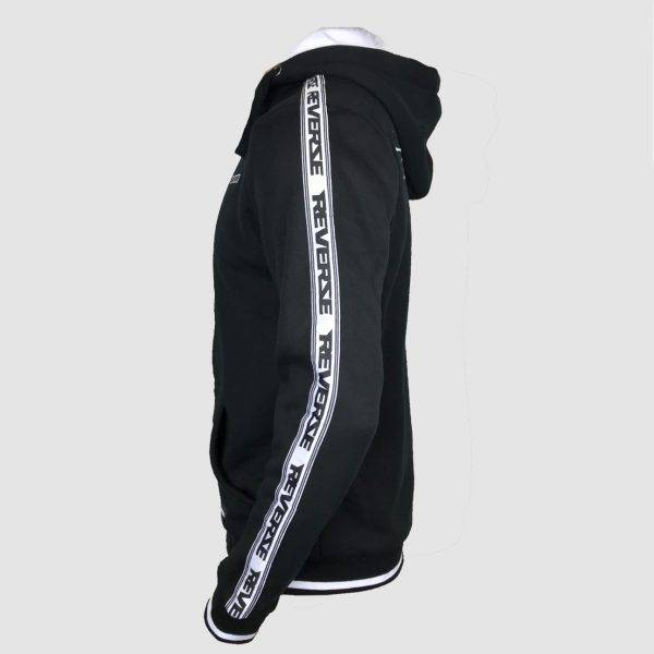 Reverze - Lining Zipped Sweater