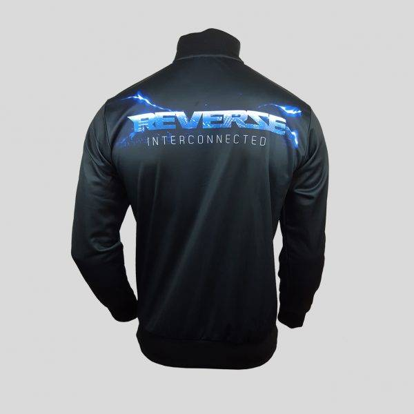 Reverze - Interconnected Track Jacket