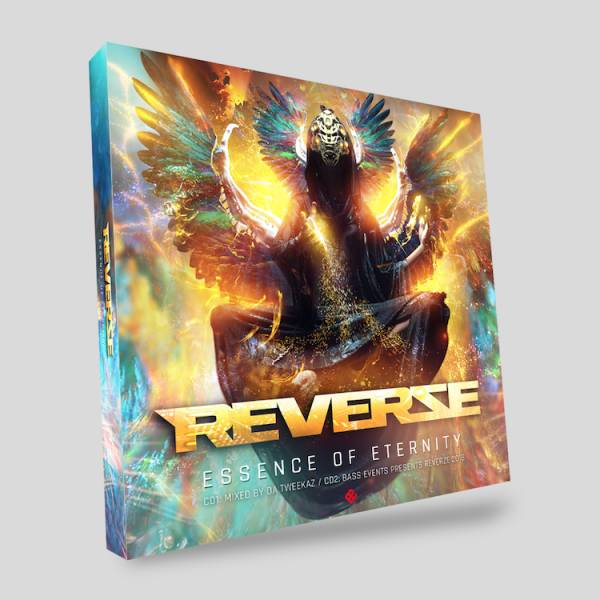 Reverze - Essence Of Eternity Official CD (Signed Version)