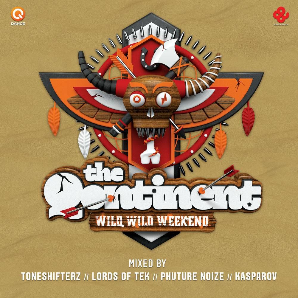 The Qontinent - Wild Wild Weekend CD