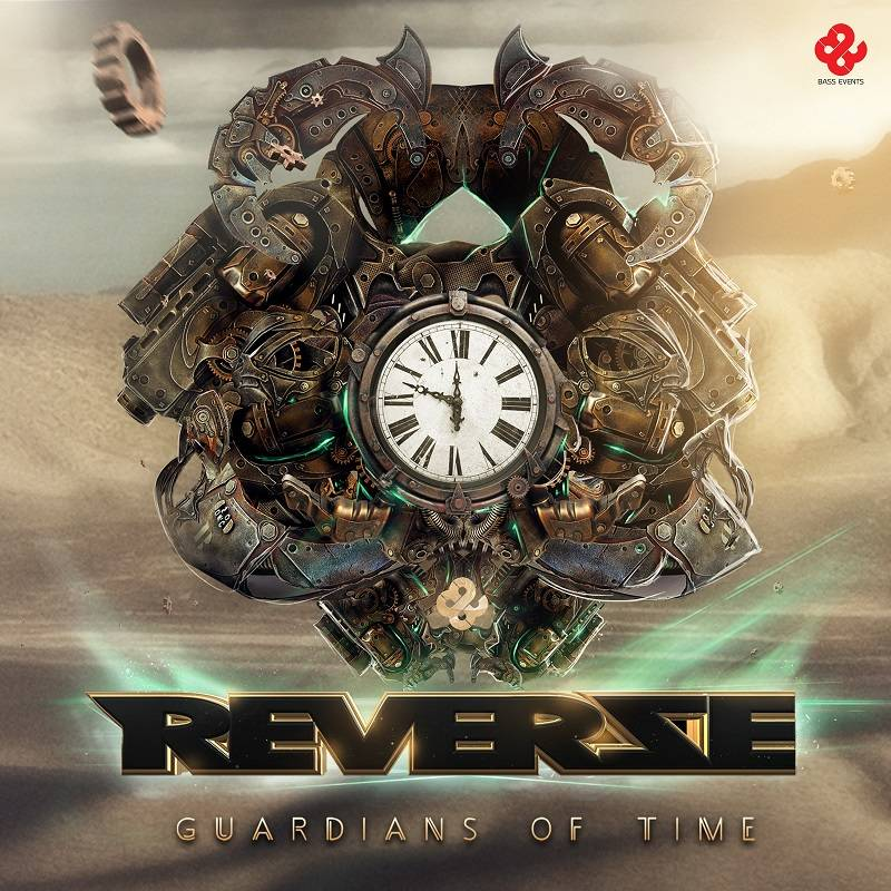 Reverze - Guardians Of Time CD