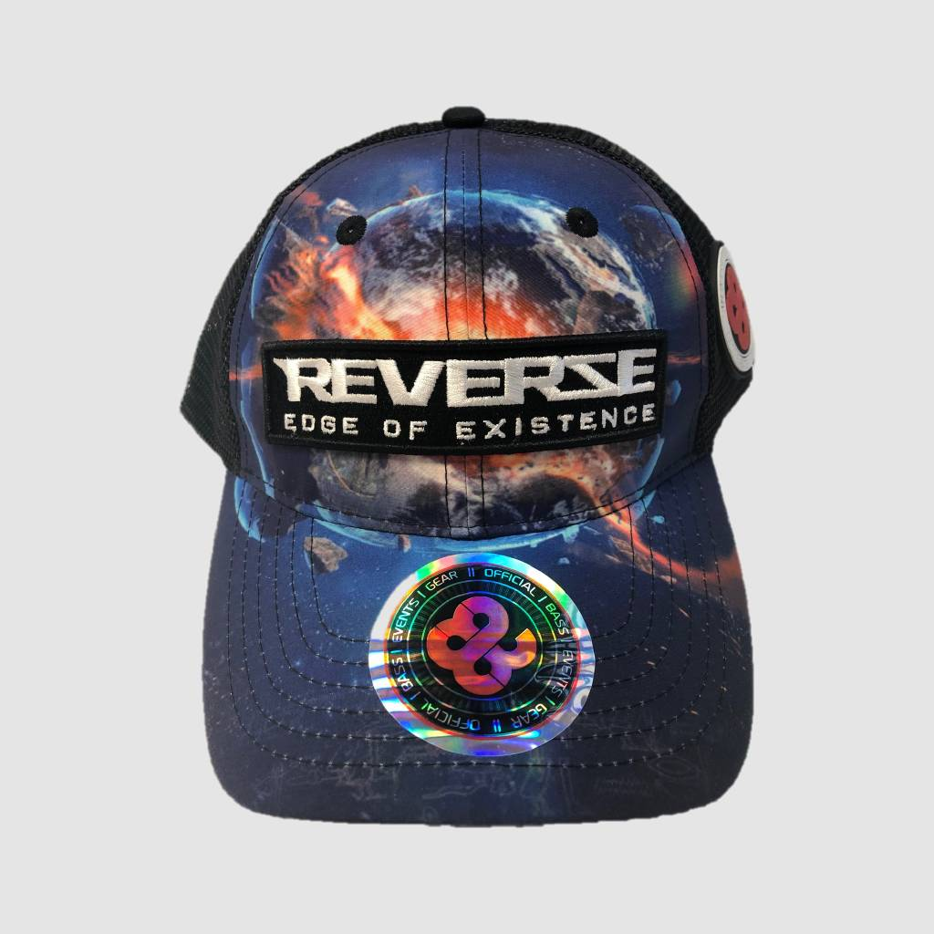 Reverze 2019 - Edge Of Existence Trucker Cap