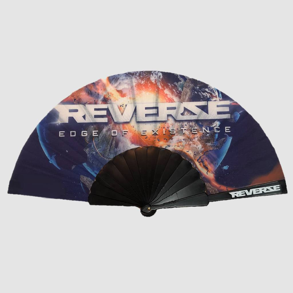 Reverze 2019 - Edge Of Existence White Fan