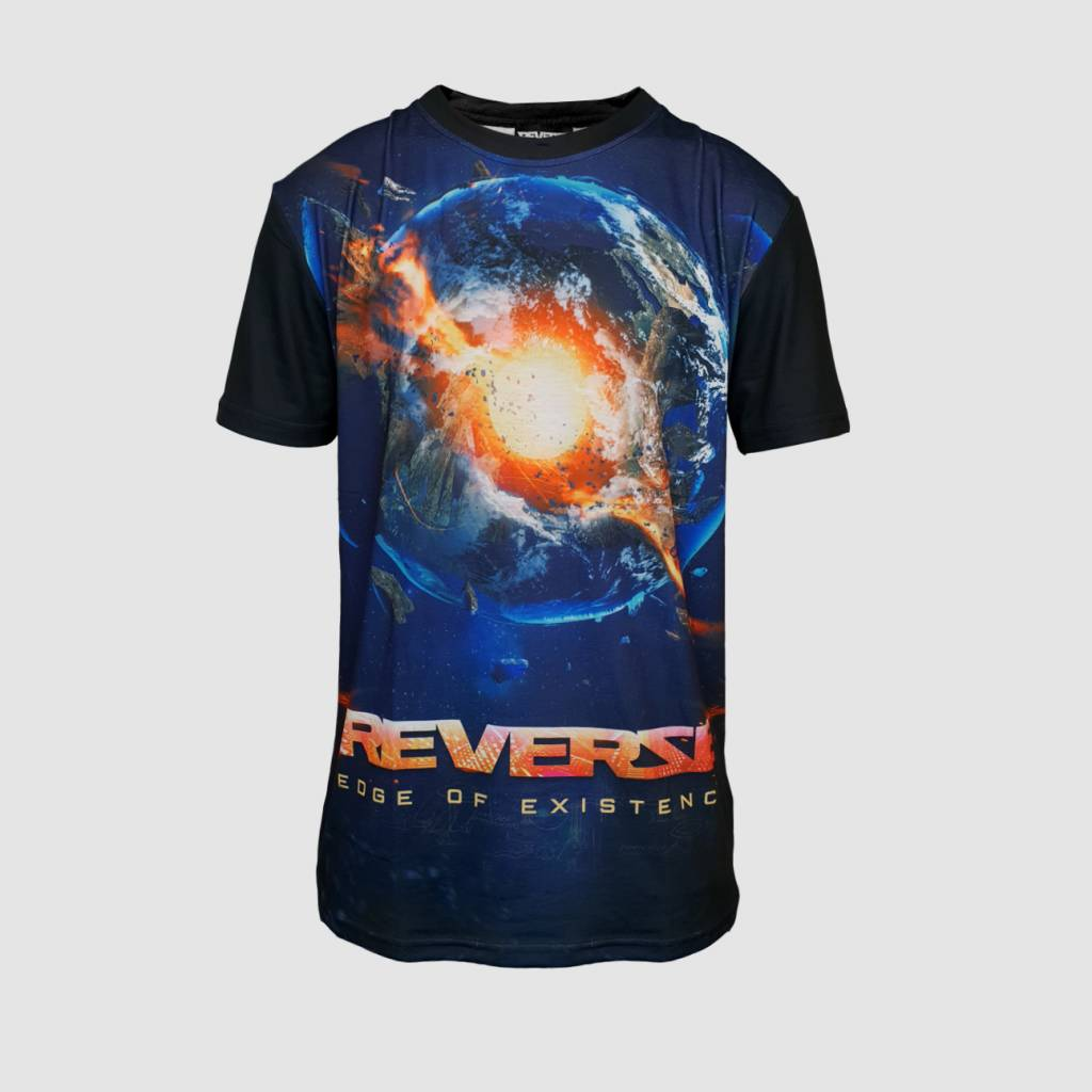 Reverze 2019 - Edge Of Existence Official Line-Up T-shirt