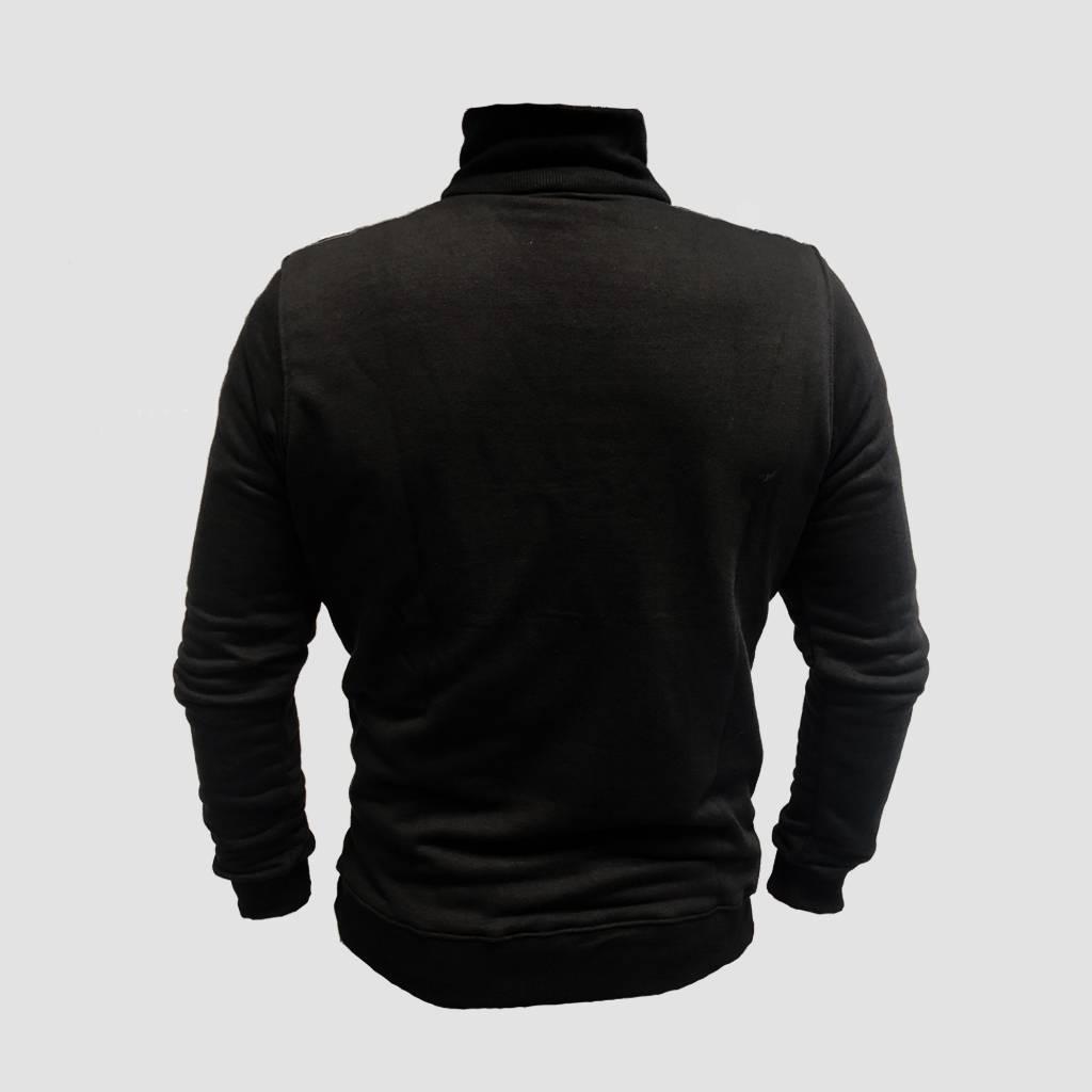 Bass Events - Half Zipped Sweater