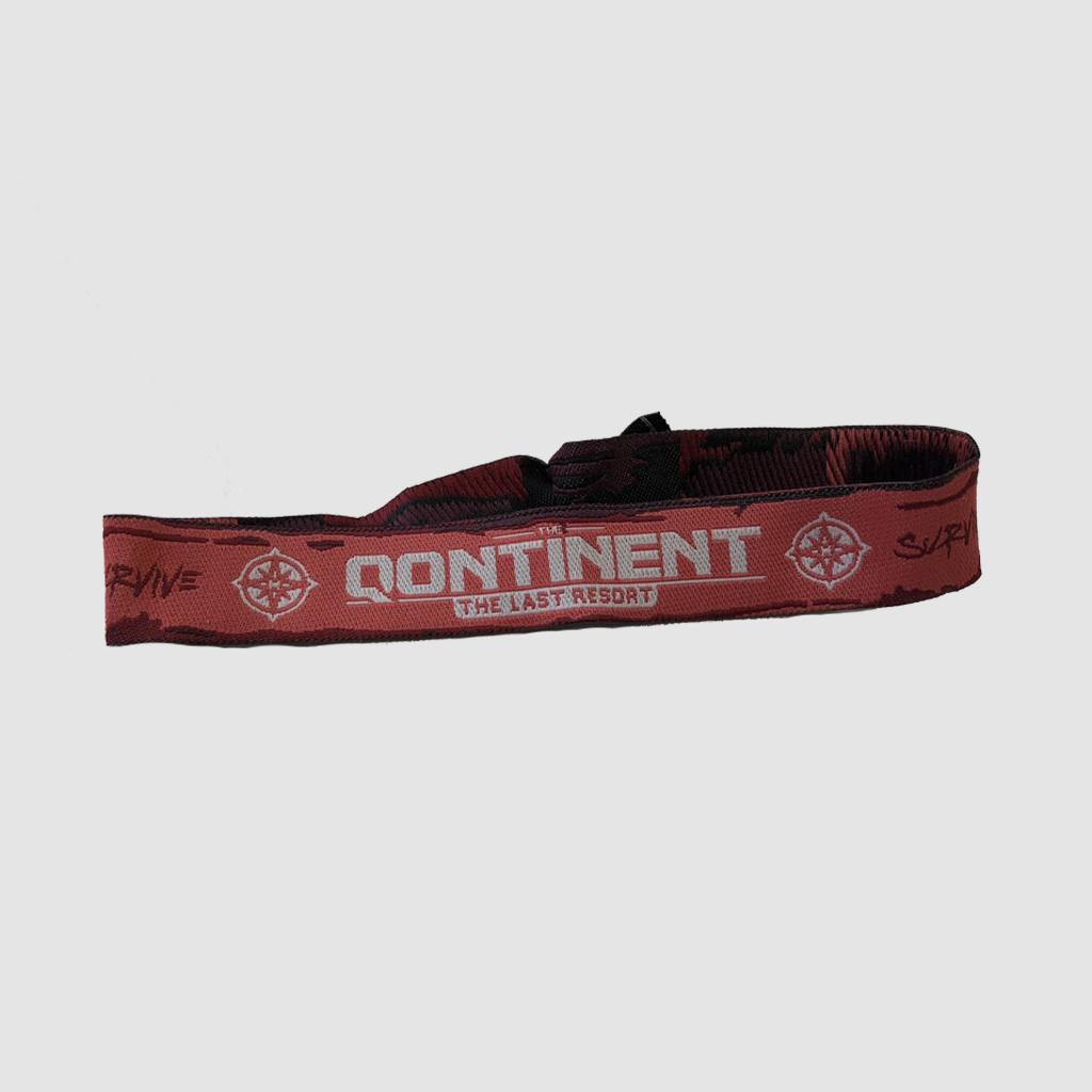 The Qontinent - Last Resort Official Bracelet