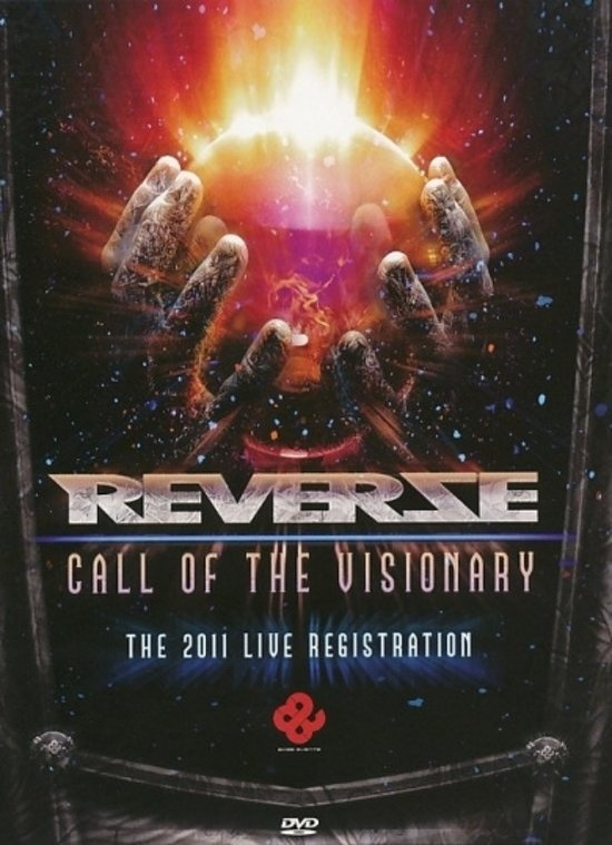 Reverze - Call Of The Visionary DVD