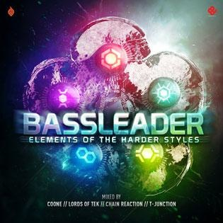 Bassleader - Elements Of The Harder Styles CD