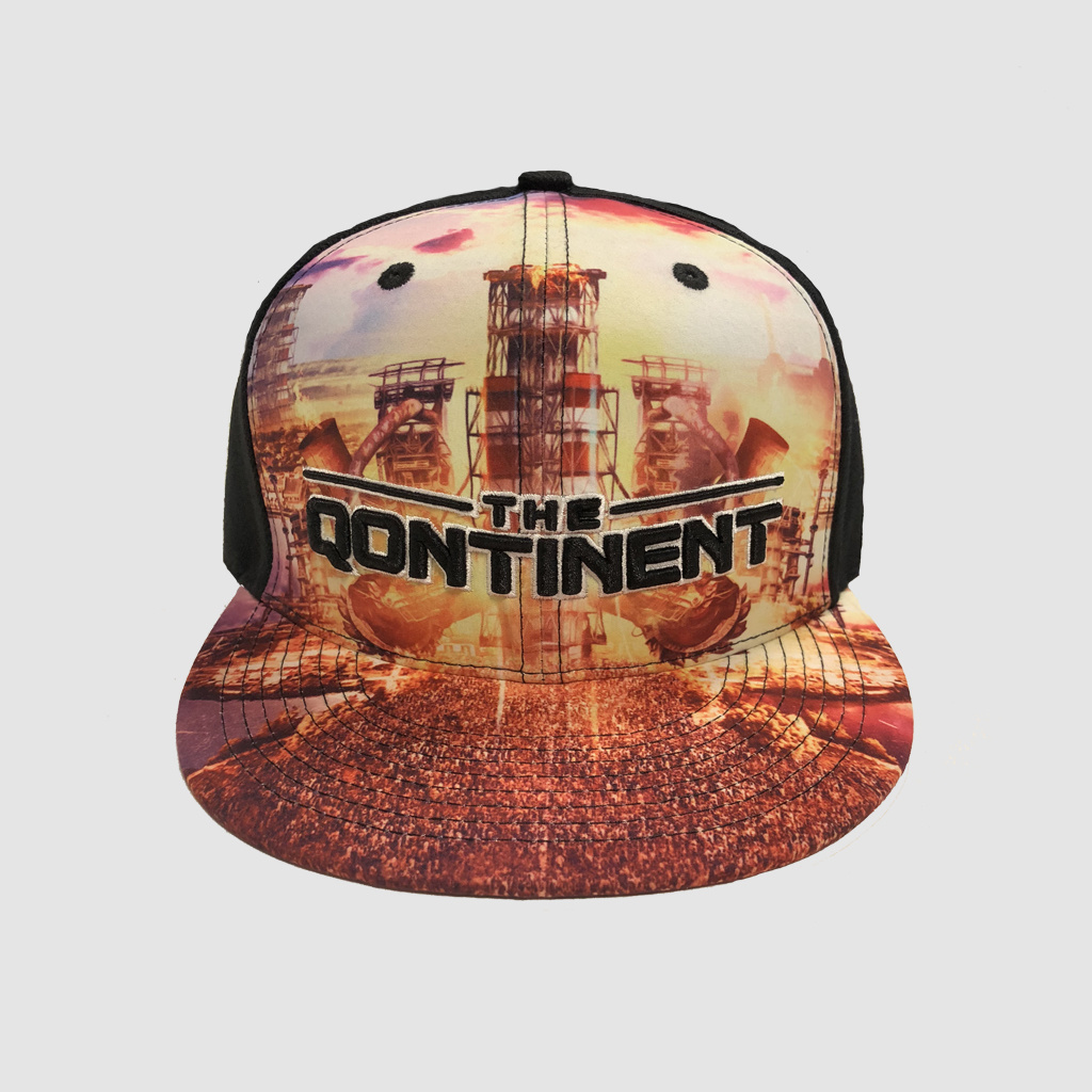 The Qontinent - Island Of Intensity Snapback