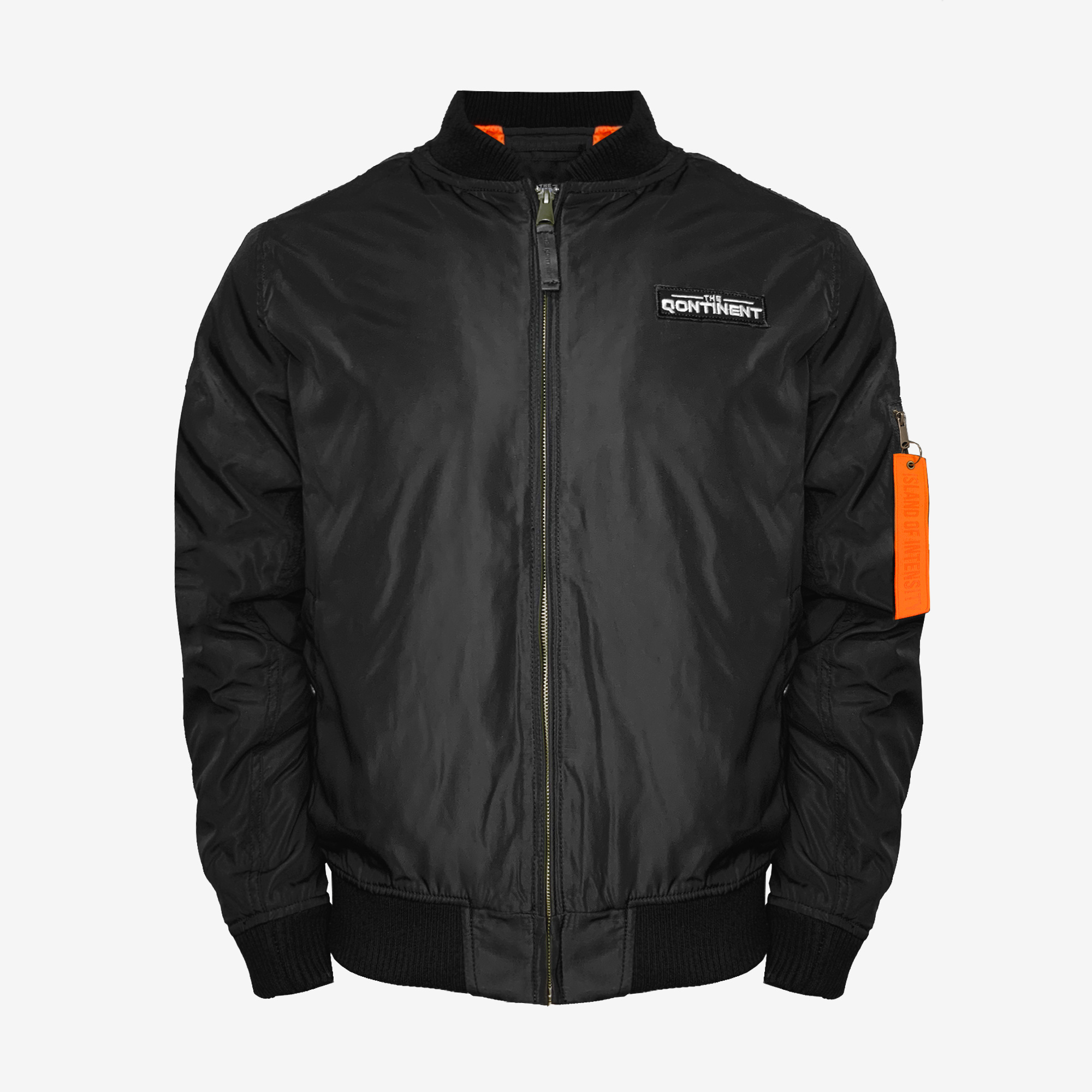 The Qontinent - 2019 Official Bomber Jacket