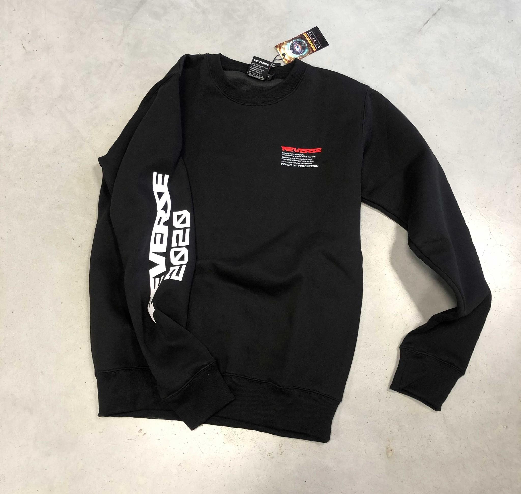 Power Of Perception - Crewneck Sweater