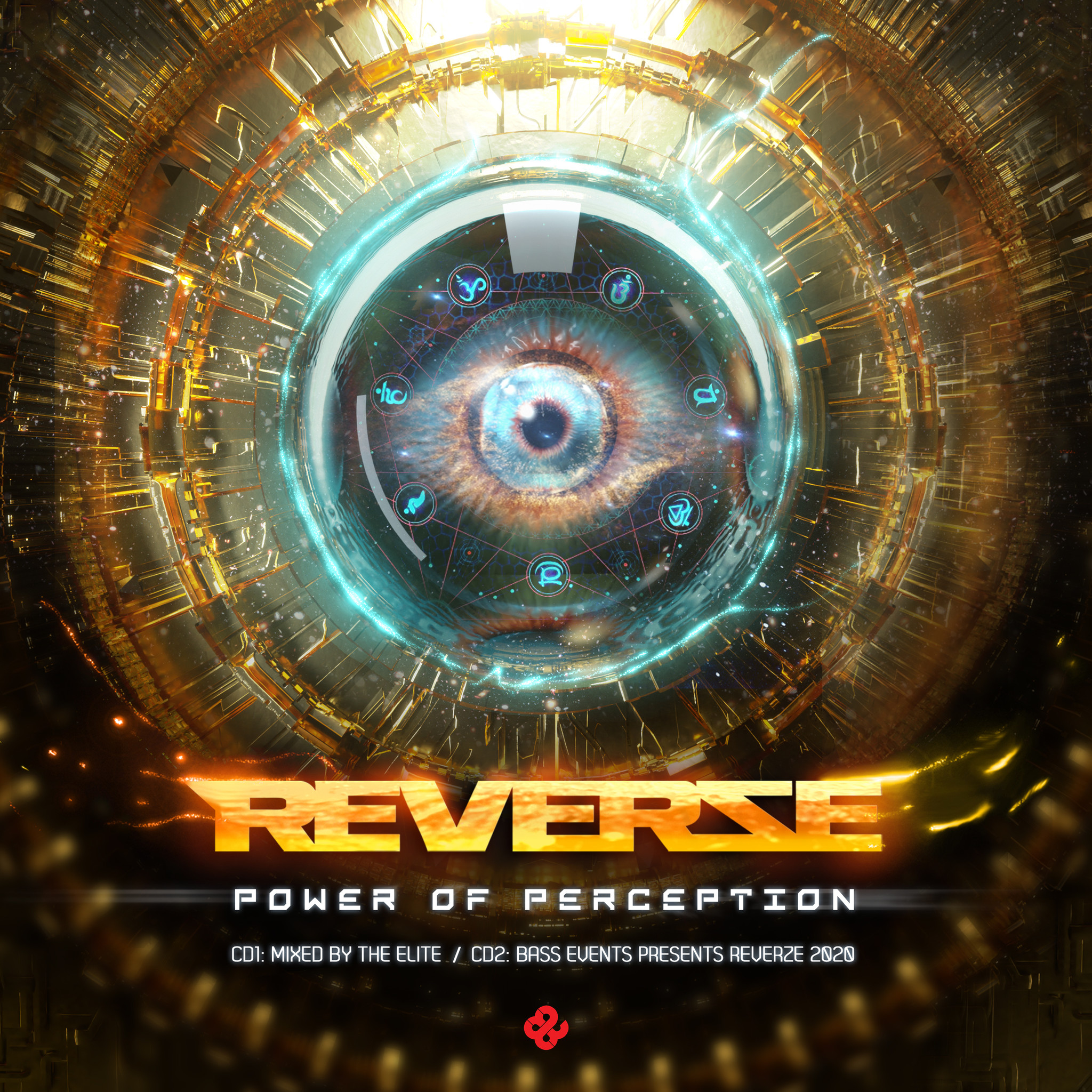Reverze 2020 - Power Of Perception CD