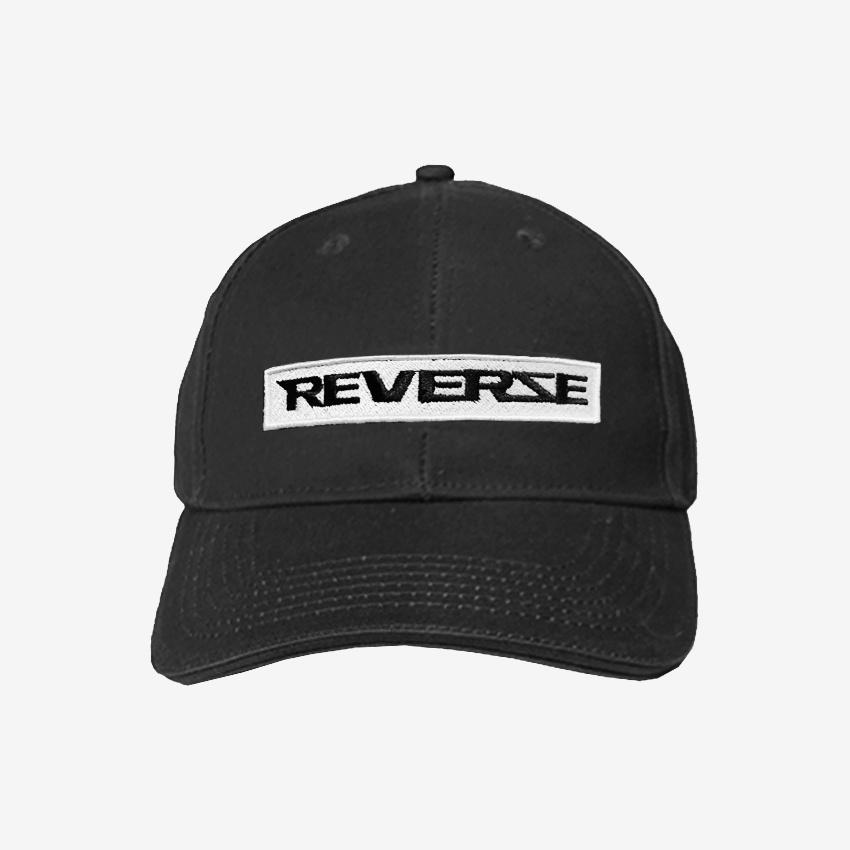 Reverze - Black Baseball Cap