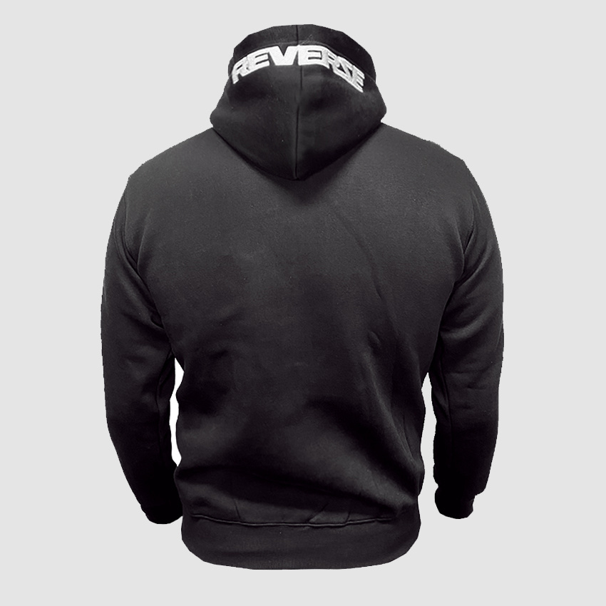 Power Of Perception -  Zipped Hoody