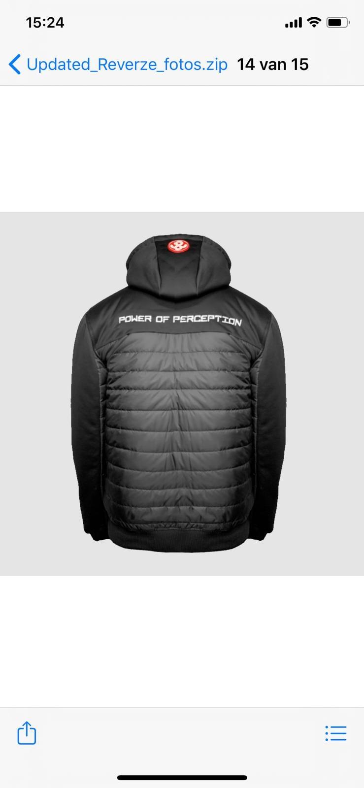 Power Of Perception - Power Jacket