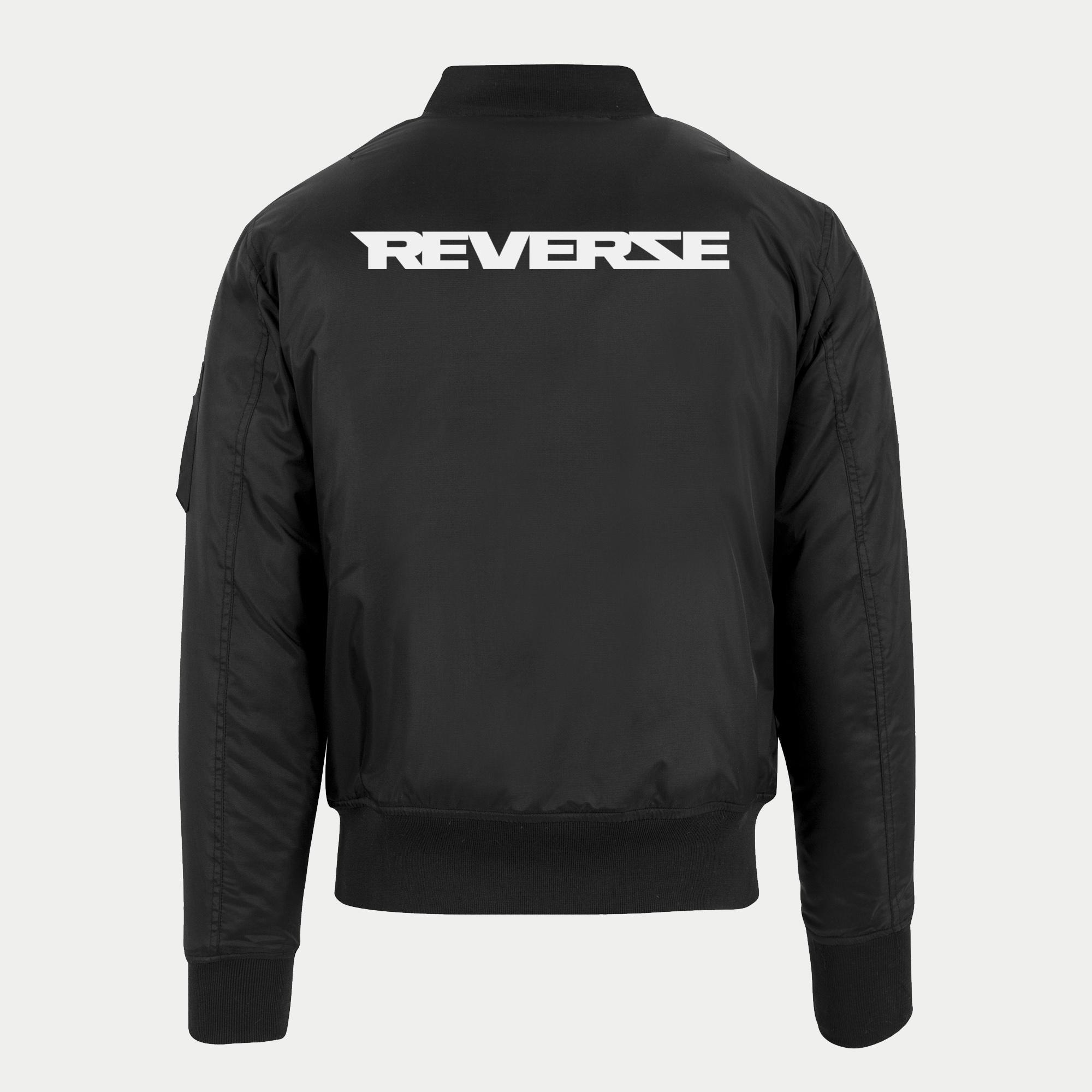 Reverze - Classic Black Jacket