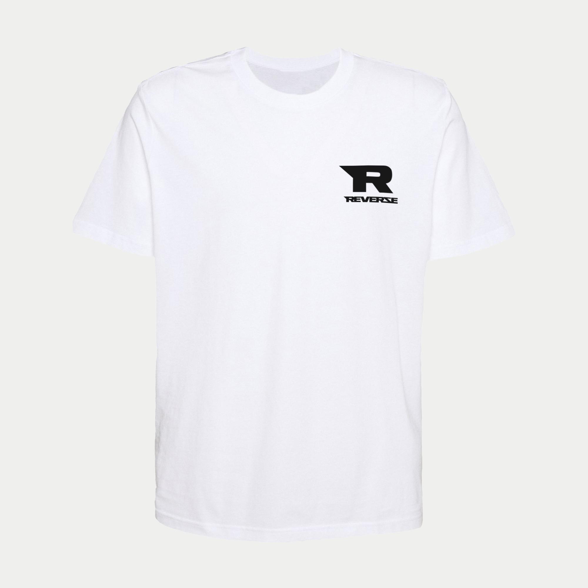Reverze - Classic White T-Shirt