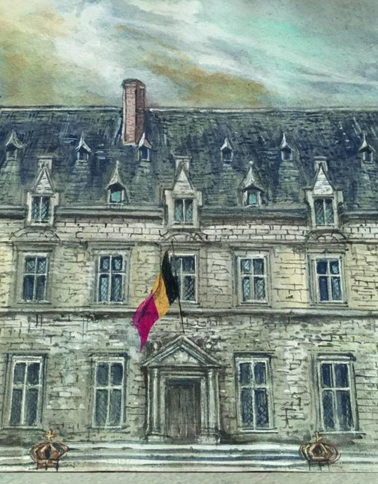 Carte postale C6-10x15 Château Thierry Bosquet