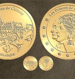 Château de Chimay Pièce touristique Château de Chimay