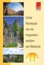 GR sentiers L-Grote Routepad van de trappistenabdijen van Wallonië