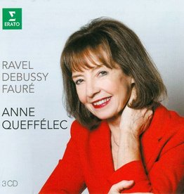 Album 3CD A.Queffélec Ravel