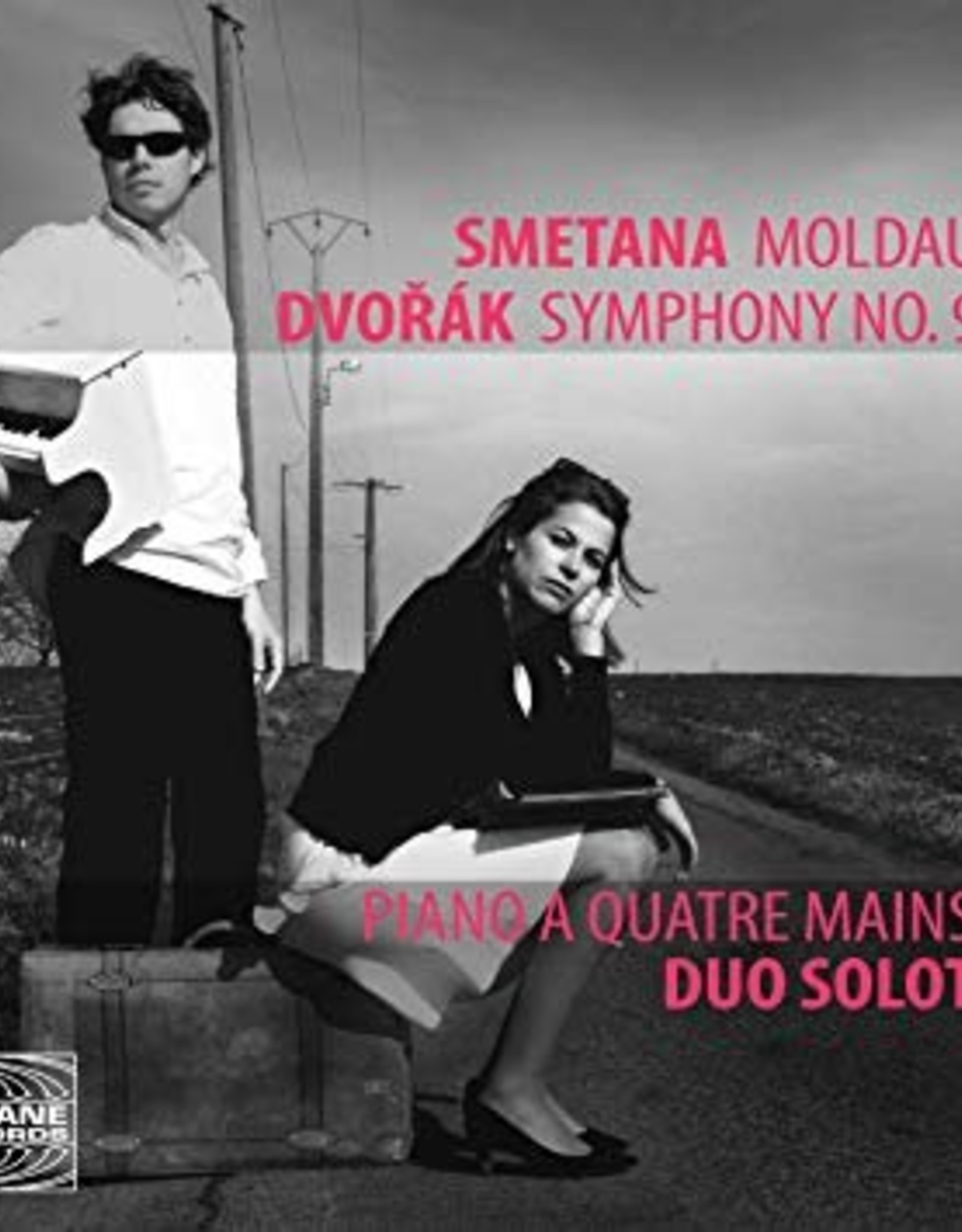 Album CD Duo Smetana/Dvorak