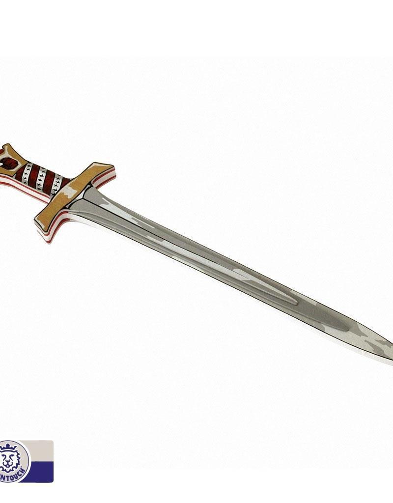 Liontouch Epée mousse Roi Arthur