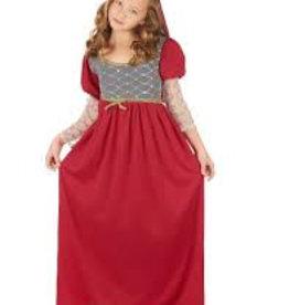 Robe Princesse médiévale taille 4-6ans