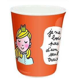 Petit Jour Paris Gobelet Princesse je bois