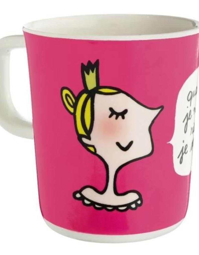 Petit Jour Paris Tasse Princesse je souris
